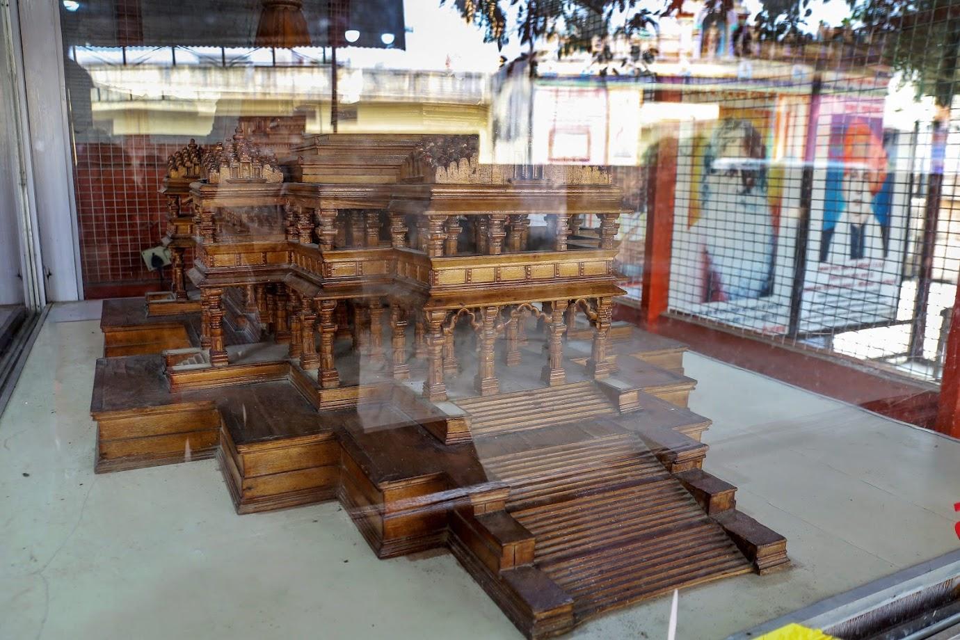 सुप्रीम कोर्टात 17 ऑक्टोबरला ऐतिहासिक अयोध्या केसचा निकाल लागणार आहे. पण अयोध्येच्या कारसेवकपुरममध्ये राममंदिराचं काम कित्येक वर्षांपूर्वीच सुरू झालं आहे.