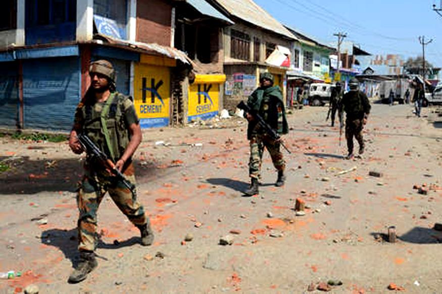 जम्मू-काश्मीर : अनंतगानमध्ये जवानांची कारवाई, 6 दहशतवाद्यांचा खात्मा