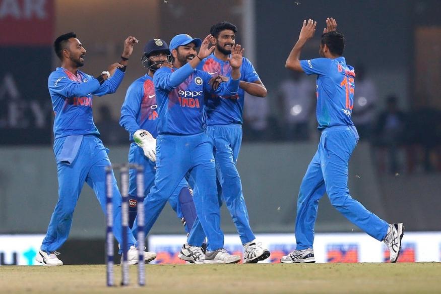 India vs West Indies 2nd T20 Live Score- भारताची रो'हिट' दिवाळी, टी-२० मालिकाही जिंकली
