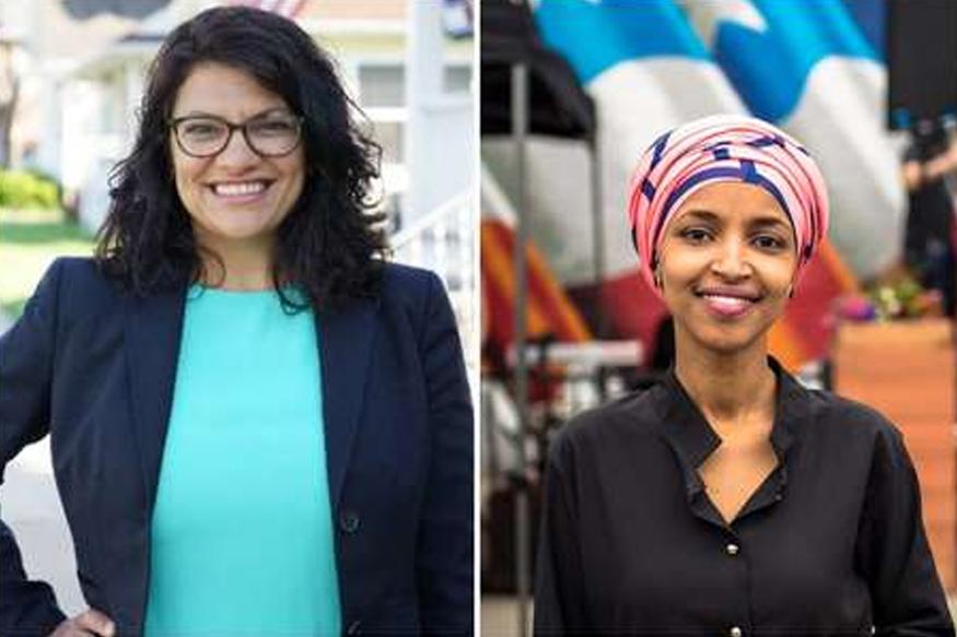 अमेरिकेत पहिल्यांदाच 2 मुस्लिम महिला निवडणूक जिंकल्या!