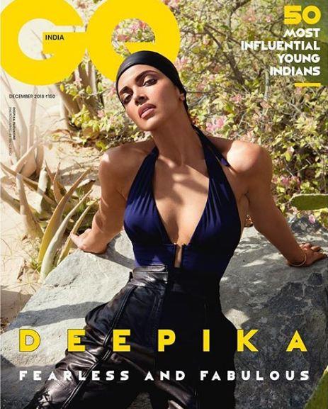 लग्नानंतर दीपिका 'गो' नावाच्या मासिकासाठी केलेल्या फोटोशूटमुळे बरीच चर्चेत आली आहे. आता दीपिका नुकताच आशियातील सगळ्यात सेक्सी महिला बनली आहे.