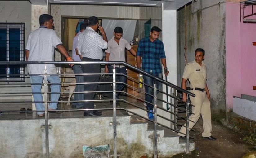 सनातन संस्थेला मुंबई-पु्ण्यामध्ये करायचाय दहशतवादी हल्ला; ATSचा खुलासा