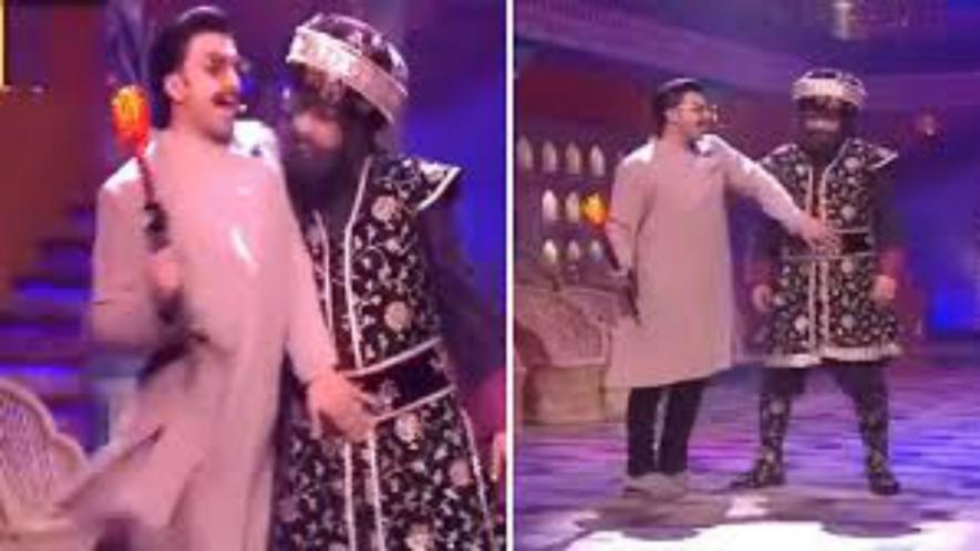 Video : लग्नानंतर रणवीरचे हरपले भान, बिंते दिल गाण्यावर केला मोहक डान्स