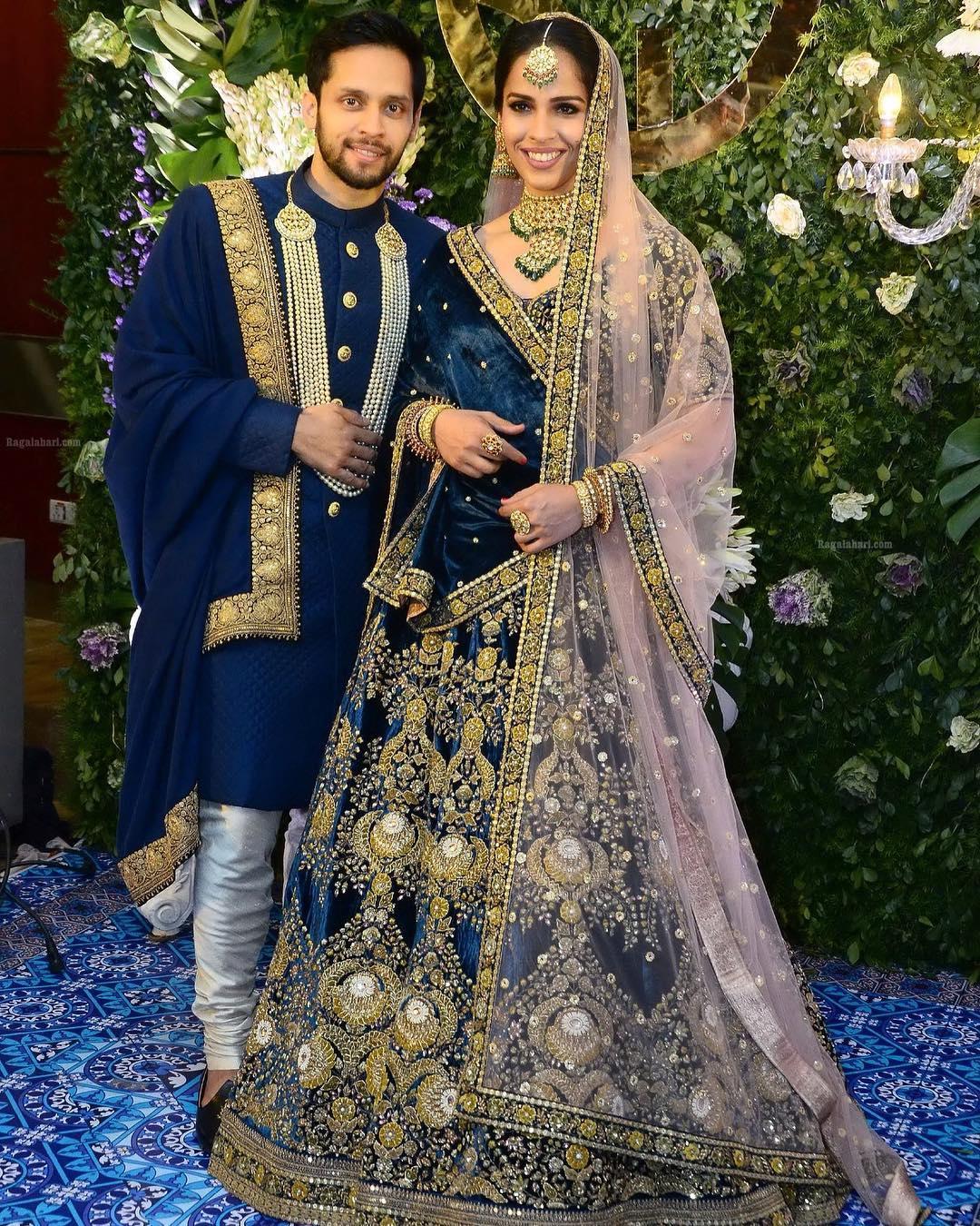 साईना आणि कश्यप यांनी स्वतःच त्यांच्या लग्नाची गोष्ट एका मुलाखतीत सांगितली. त्याचा व्हिडिओ सायनानं स्वतःच सोशल मीडियावर टाकलाय.