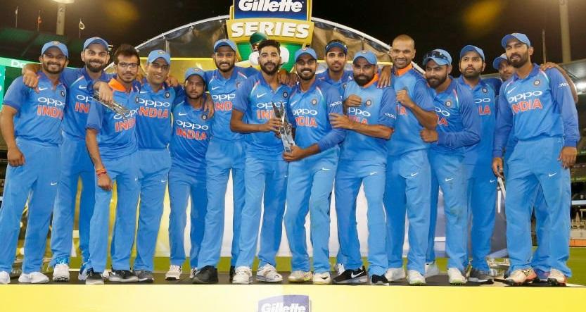 भारतीय संघ सध्या पुर्ण फॉर्ममध्ये आहे. कर्णधार विराट कोहली, रोहित शर्मा, महेंद्रसिंग धोनीसह फलंदाजांनी आणि गोलंदाजांनी ऑस्ट्रेलियात विजय मिळवून दिला. विराटच्या नेतृत्वाखाली ऑस्ट्रेलियात इतिहास घडवणाऱ्या संघाचा विजयी रथ न्यूझीलंड रोखू शकते.