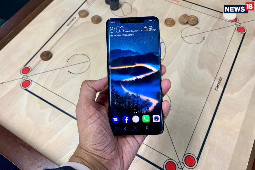 huawei mate 20 pro : चीनच्या हुवाई कंपनीने huawei mate 20 pro फोन 69,990 रुपयात भारतीय बाजारात लाँच केला. नुकताच लाँच झाल्यामुळे या स्मार्टफोनवर अॅमेझॉनने डिस्काउंट दिला नाही. पण फोनसोबत 3,999 रुपयांचा वायरलेस क्विक चार्जर मोफत मिळणार आहे.