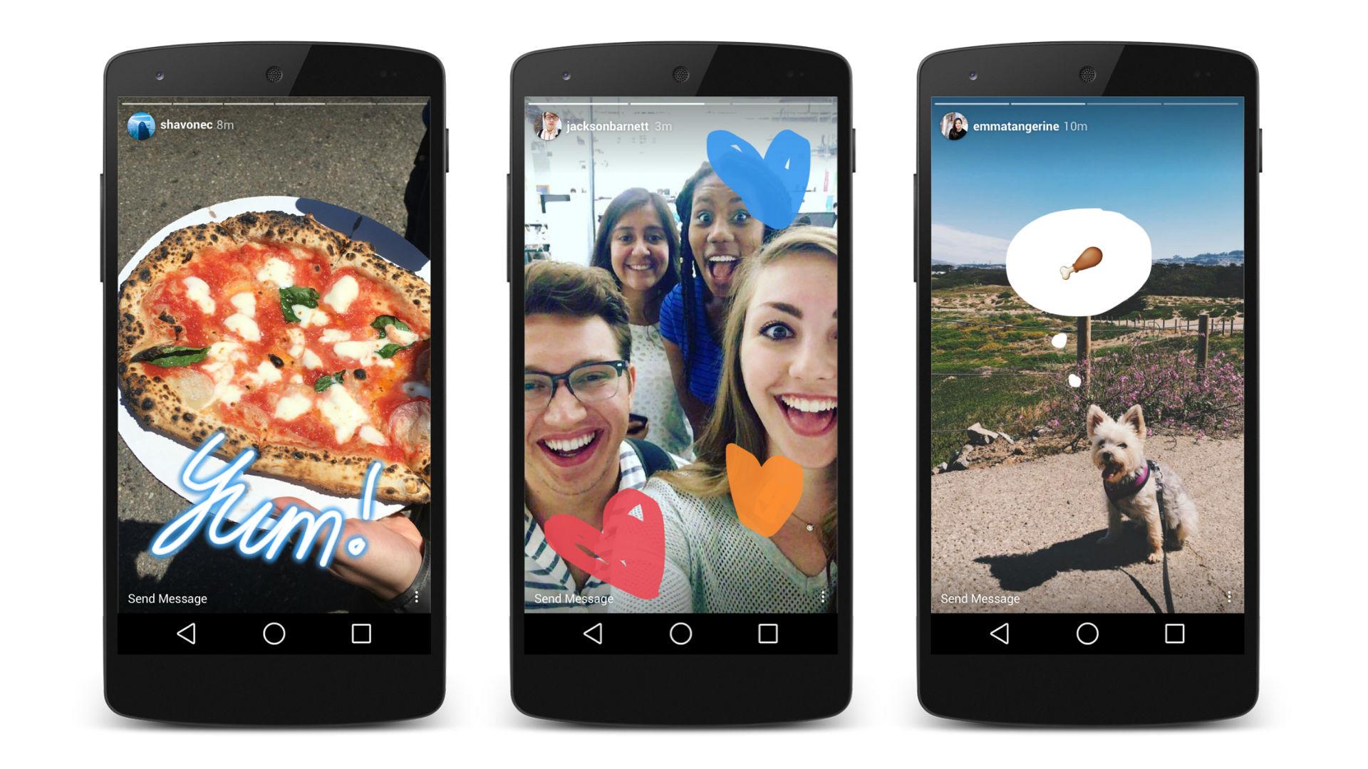 यामध्ये फेसबुक मेसेंजरने तुम्हाला व्हॉट्सअॅप आणि इन्स्टाग्रामवर मेसेज करता येणार आहे आणि इन्स्टाग्रामवरून स्टोरी पोस्ट करता येणार आहे.