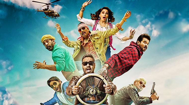 'Total Dhamaal' Trailer:  अजय देवगण, अनिल कपूर, माधुरी दीक्षित घेऊन आलेत कॉमेडीचा डोस