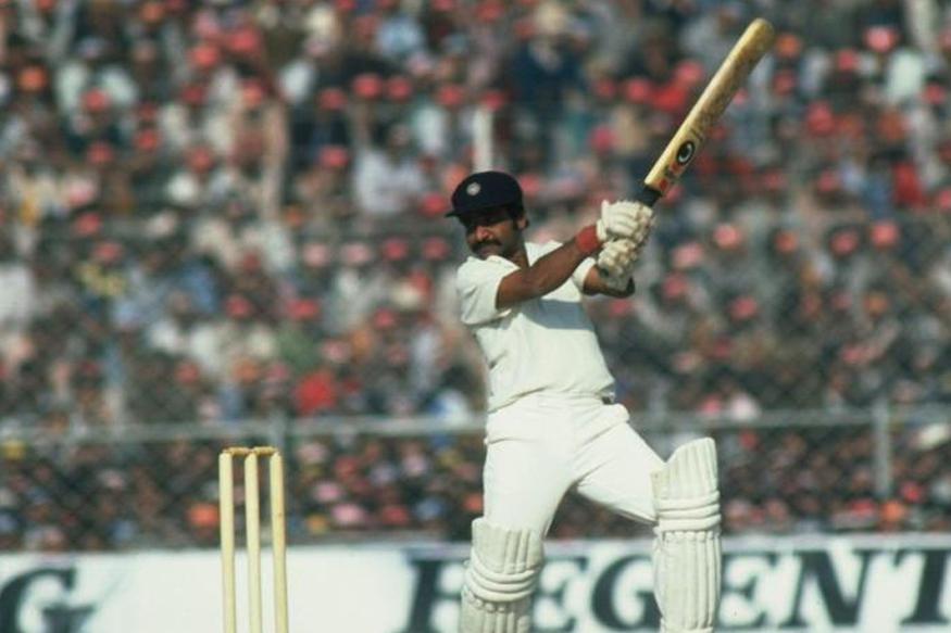 भारतीय क्रिकेट संघाचा माजी कर्णधार गुंडप्पा विश्वनाथ यांचा आज वाढदिवस. 1969 ते 1983 या काळात भारताच्या कसोटी संघात खेळलेल्या या फलंदाजासारखा स्केअर कट कोणी खेळू शकत नाही असं म्हटलं जातं.