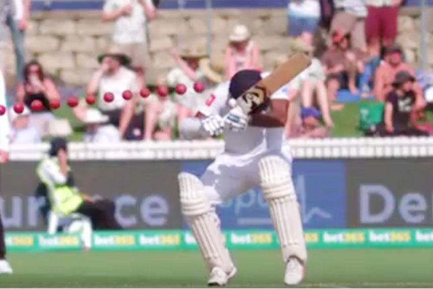 डोक्याला चेंडू लागून मैदानावर कोसळला श्रीलंकन फलंदाज, काळजाचा ठोका चुकवणारा VIDEO