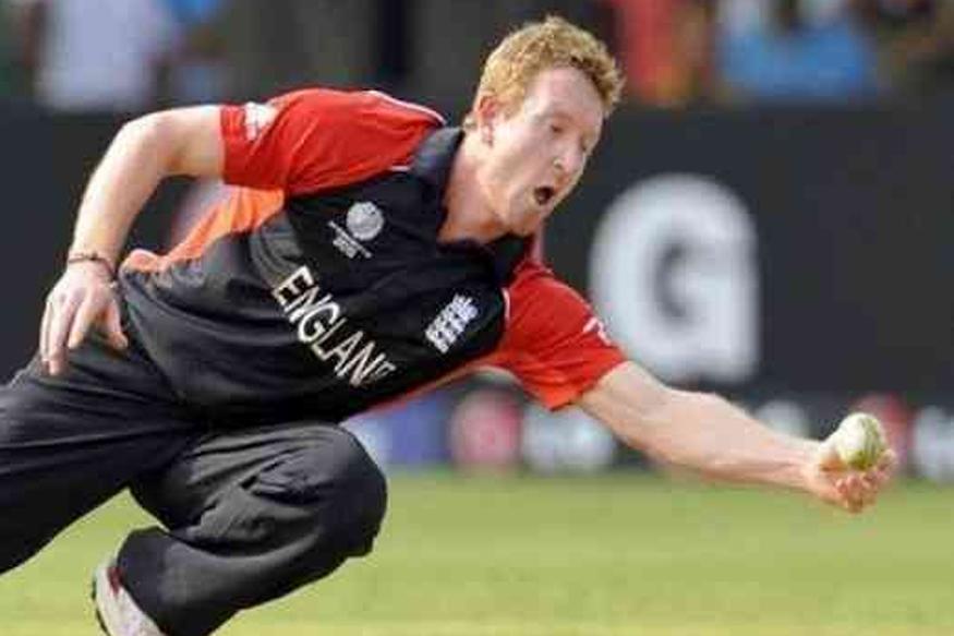इंग्लंडच्या पॉल कॉलिंगवुडला जॉंटी रोड्सने एक चांगला क्षेत्ररक्षक म्हटलं आहे.
