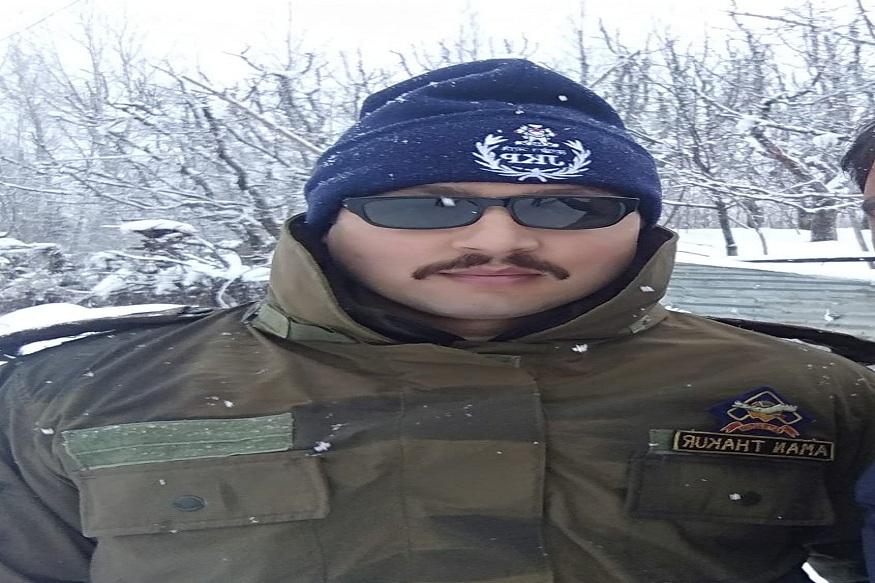 काश्मीरमधल्या कुलगाममध्ये 3 दहशतवादी ठार, DSP शहीद