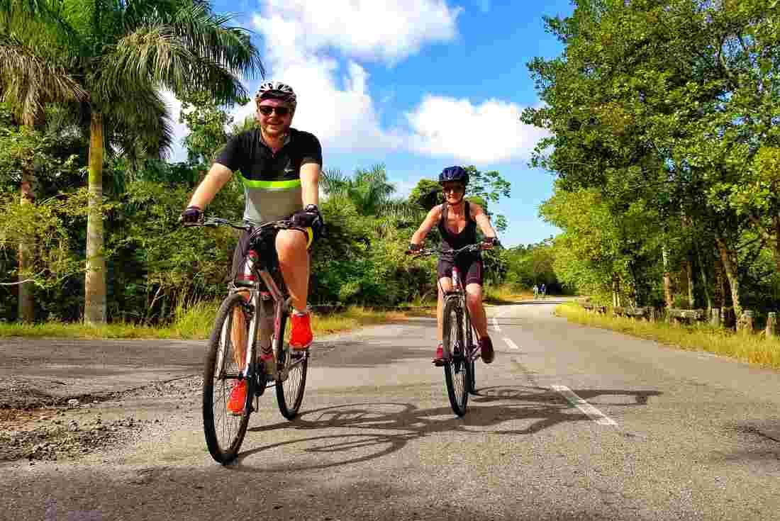 दोन टीम करण्यात आल्या होत्या. एका टीमला 2 मिनिटात जोरदार सायकल चालवायला सांगितली. तर दुसऱ्या टीमला आरामात अर्धा तास सायकल चालवायला सांगितली.