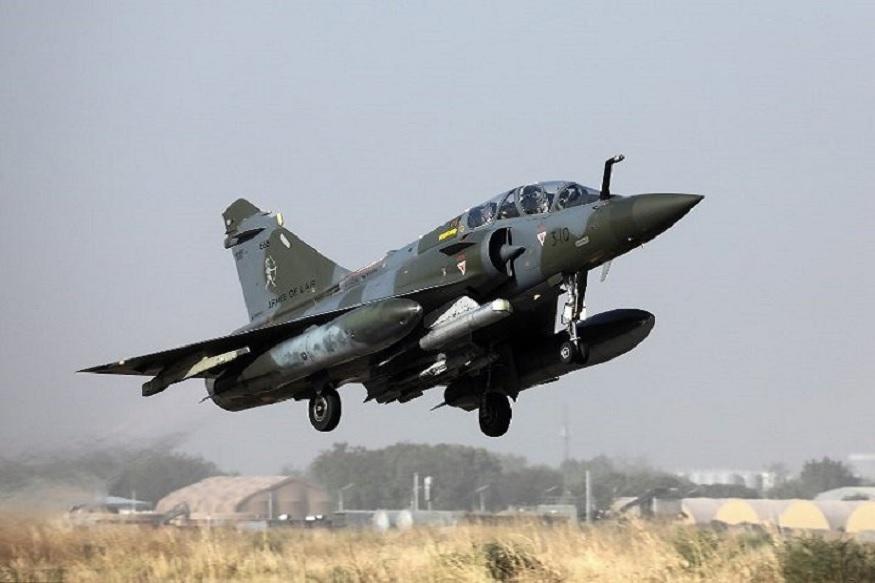 दहशतवादी तळावर हल्ला केल्यानंतर भारतीय विमानं अवघ्या 35 ते 40 मिनिटात परत आली आहेत.