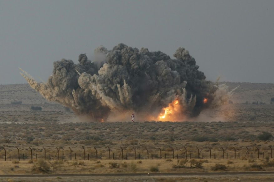 त्यानंतर आता भारतीय वायूसेनेच्या लढाऊ विमानांनी दहशतवादी तळांवर हल्ला केला आहे.