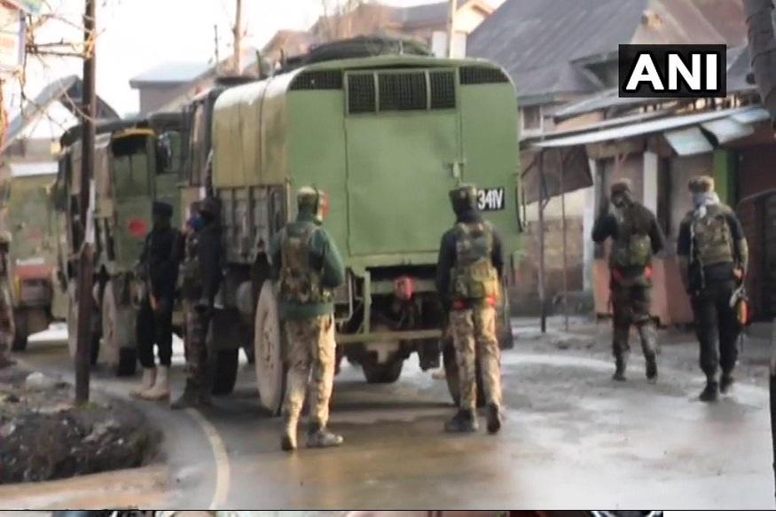 दक्षिण काश्मीरमधील कुलगाम जिल्ह्यात तारिगाम येथे 24 फेब्रुवारीला सुरक्षा दल आणि दहशतवाद्यांमध्ये चकमक झाली होती.