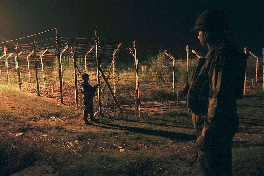 पाककडून मिसाईलचा मारा, भारताने दिलं चोख प्रत्युत्तर : सीमेजवळ पाकिस्तानची आगळीक सुरूच