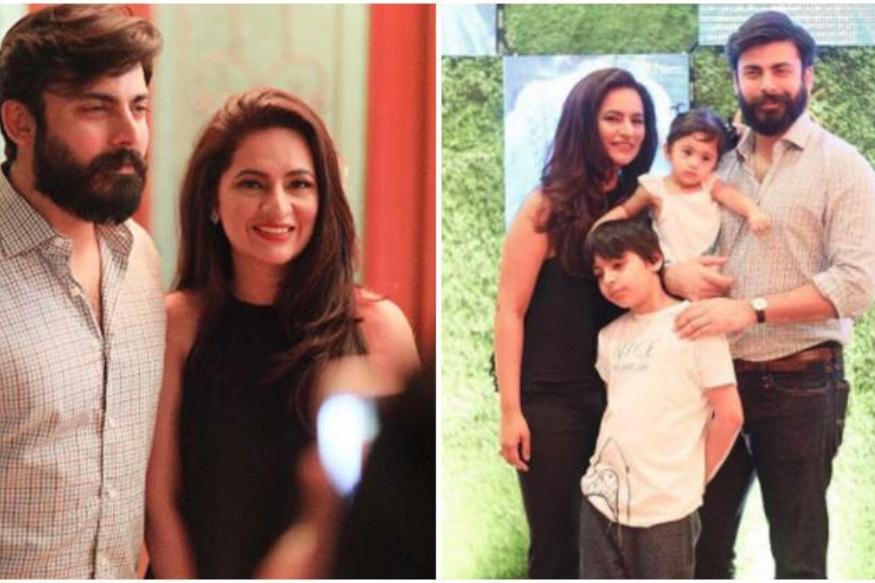 पाकिस्तानी अभिनेता फवाद खानच्या पत्नीने मुलीला पोलिओ ड्रॉप पाजायला दिला नकार, FIR दाखल