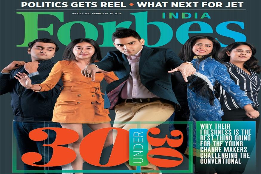 Forbes India 30 Under 30 च्या यादीत मराठी उद्योजक आणि यूट्यूबर