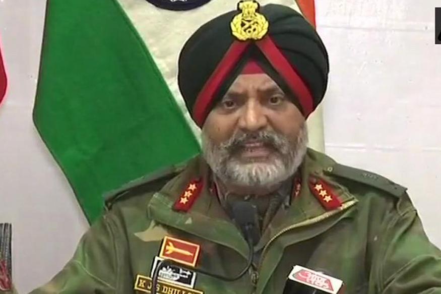Pulwama : 'हल्ल्यात पाकिस्तानी आर्मी आणि ISI चा हात', भारतीय सेनेची माहिती