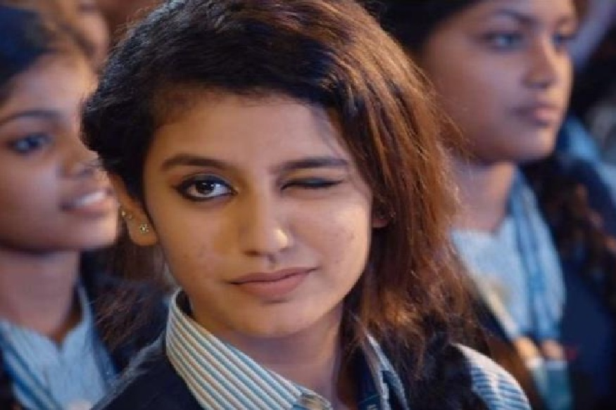 विंक सीननंतर आता प्रिया वारियरचा kissing scene व्हायरल