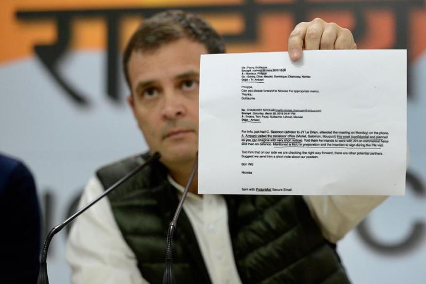 'या' एका मुद्द्यावर पंतप्रधान मोदी जेलमध्ये जातील : राहुल गांधी