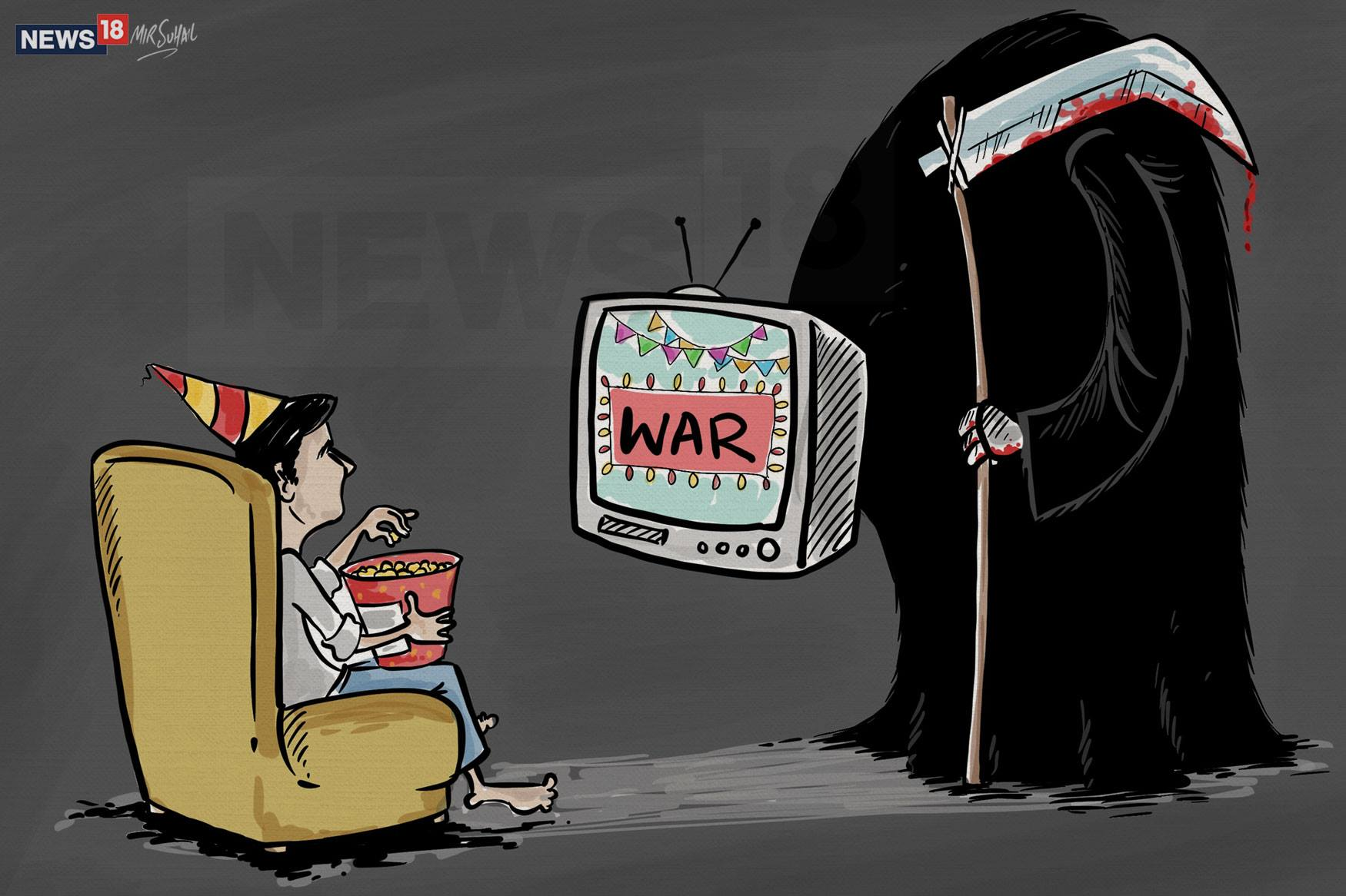#SaysNoToWar : युद्ध नको! भारत-पाकमधील नागरिकांचा सोशल मीडियावर ट्रेंड