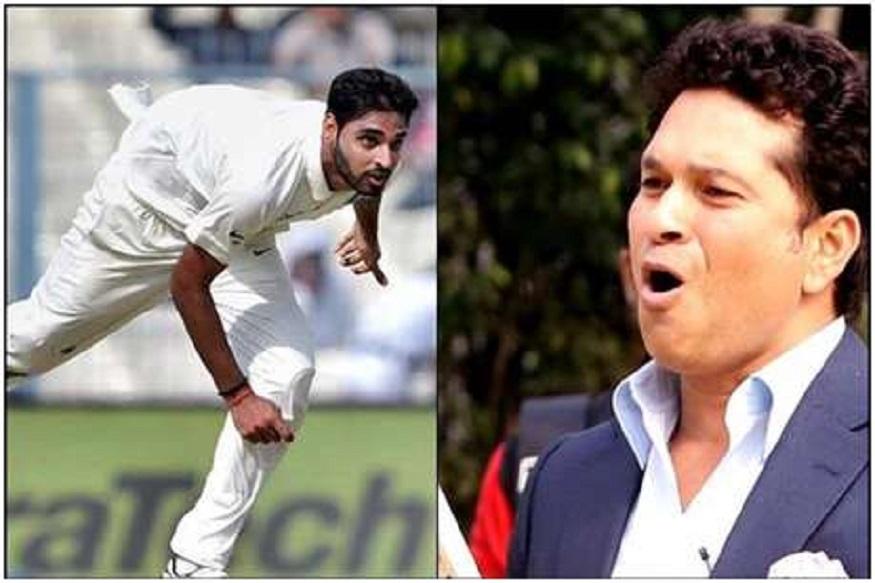 भुवनेश्वर कुमारने वयाच्या 17 व्या वर्षी प्रथमश्रेणी क्रिकेटमध्ये पदार्पण केले होते. सचिन तेंडुलकरला शून्यावर बाद केल्यानंतर तो चर्चेत आला होता.