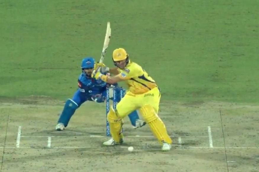 IPL 2019 : वॅटसनच्या षटकारानंतर घ्यावी लागली पोलिसांची मदत