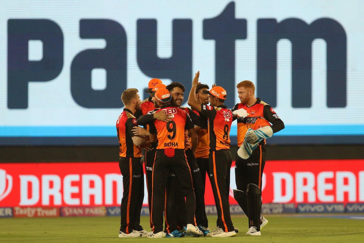 IPL 2019 : रोमहर्षक सामन्यात हैदराबादचा 5 विकेटनं विजय