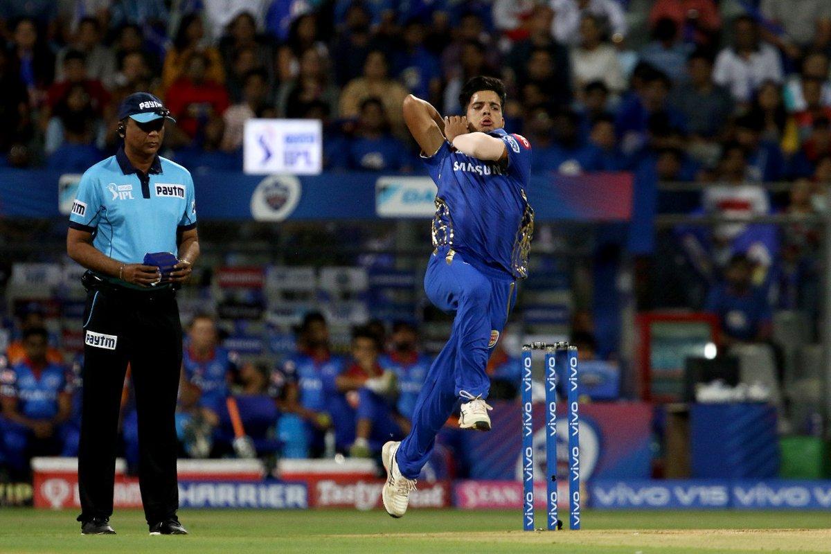 IPL 2019 : जम्मूचा 'हा' नवखा खेळाडू मुंबईसाठी ठरणार गेमचेंजर !