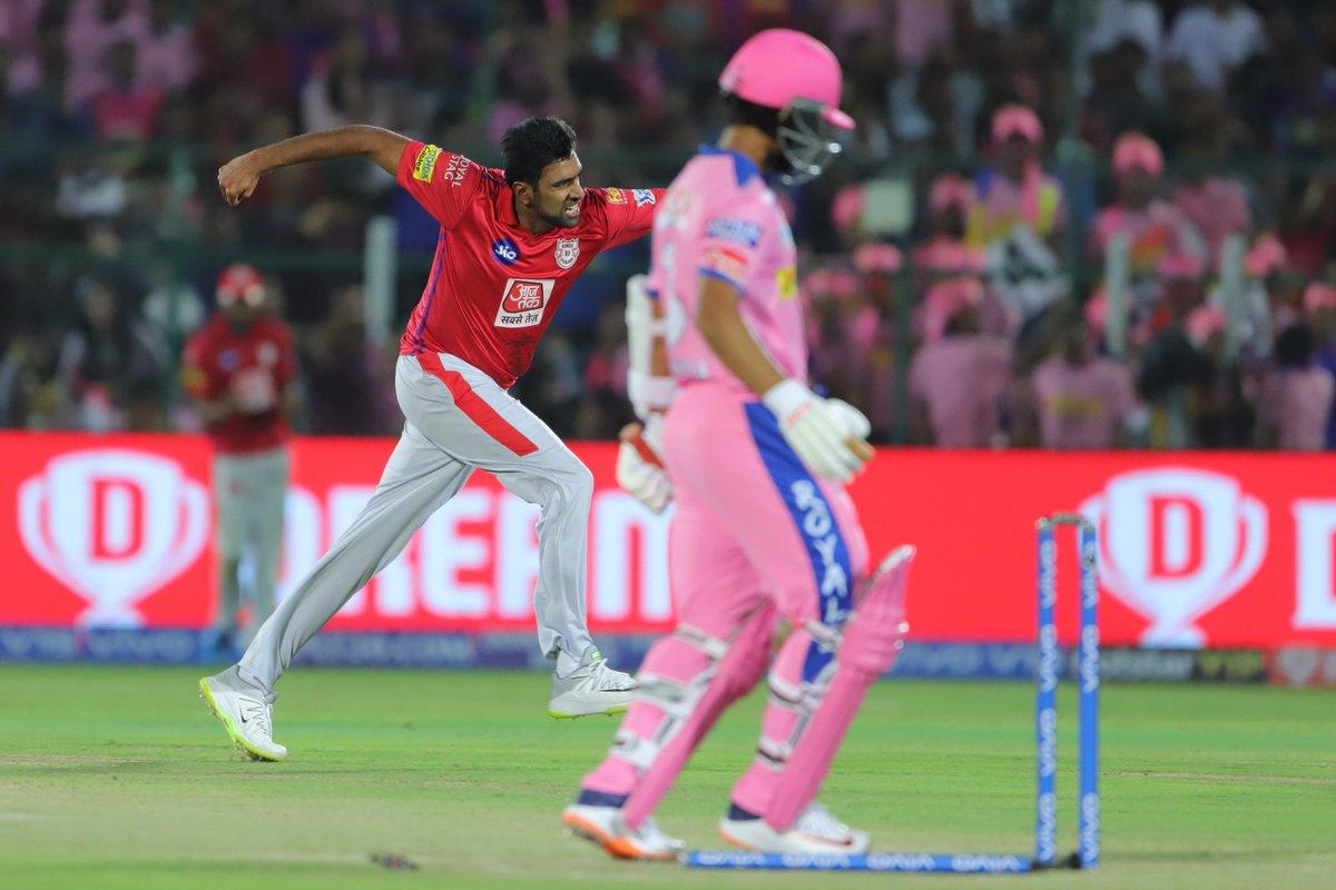 IPL 2019 : गेलच्या आतषबाजीपुढे राजस्थानचा संघ फेल, राजस्थानचा 14 धावांनी पराभव