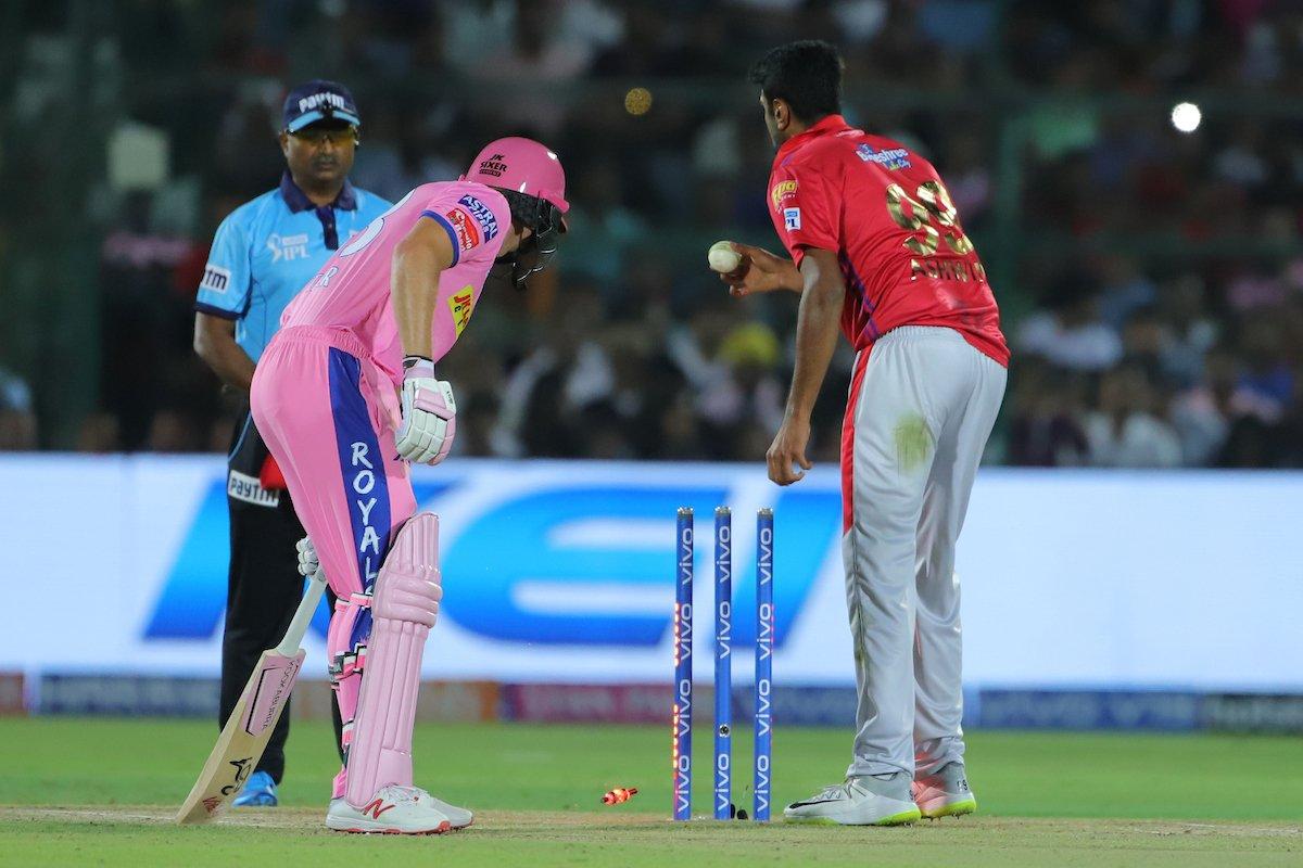 IPL 2019 : सात वर्षांपूर्वीही अश्विननं केला होता असाच प्रताप, सचिननं दाखवली होती खिलाडूवृत्ती
