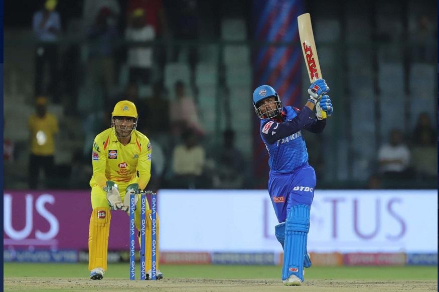 IPL 2019 : पृथ्वी शॉचा पुन्हा फ्लॉप शो, वर्ल्डकपचं तिकीट मुकणार?