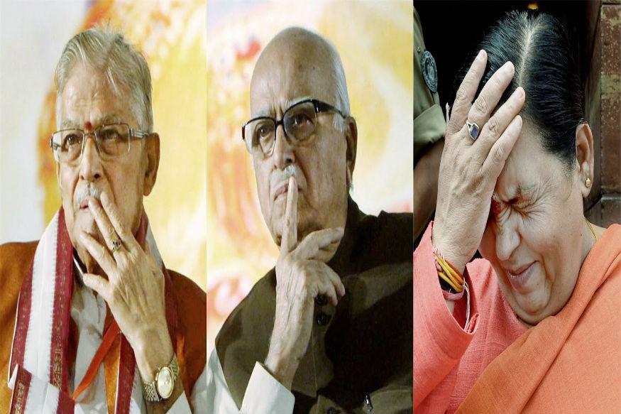 अयोध्या आंदोलनातल्या नेत्यांना भाजपचा रामराम
