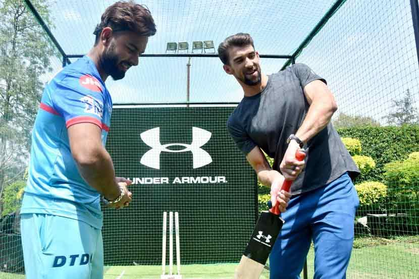 IPL 2019 : 'हा' दिग्गज खेळाडू मानतो रिषभ पंतला आपला गुरू, पाहा VIDEO