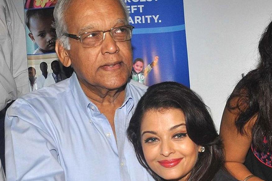 अभिनेत्री ऐश्वर्या राय बच्चनचे वडील कृष्णराज राय लष्करात बायोलाॅजिस्ट होते. घरी कडक शिस्त होती. अॅशचा भाऊ आदित्यही मर्चंट नेव्हीत इंजिनियर आहे.