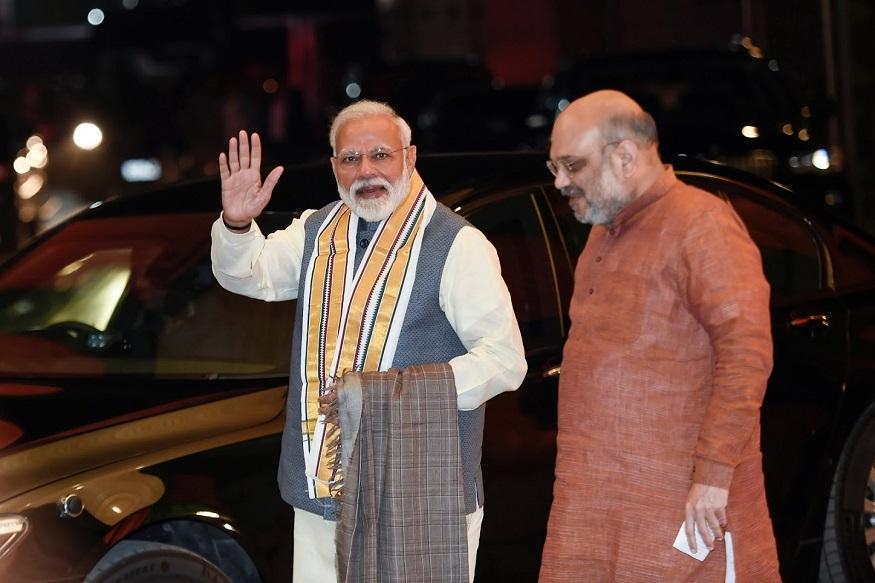 भाजपची पहिली यादी जाहीर; PM मोदी वाराणसीतून, अडवाणींचा पत्ता कट