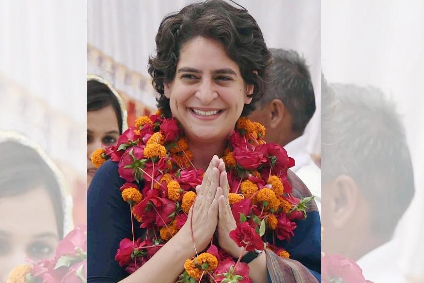 प्रियांका गांधी  लढणार नाहीत लोकसभेची निवडणूक?