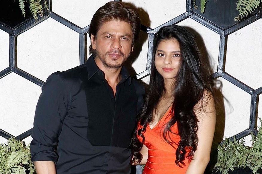 शाहरुख खानच्या लेकीचा नवीन व्हायरल व्हिडीओ पाहिला का?