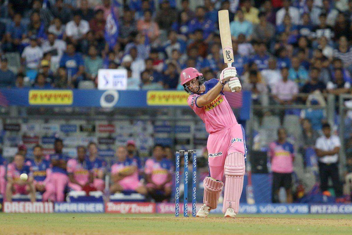 IPL 2019 : मुंबईचा विजयरथ रोखला, वानखेडेवर राजस्थानचा रॉयल विजय