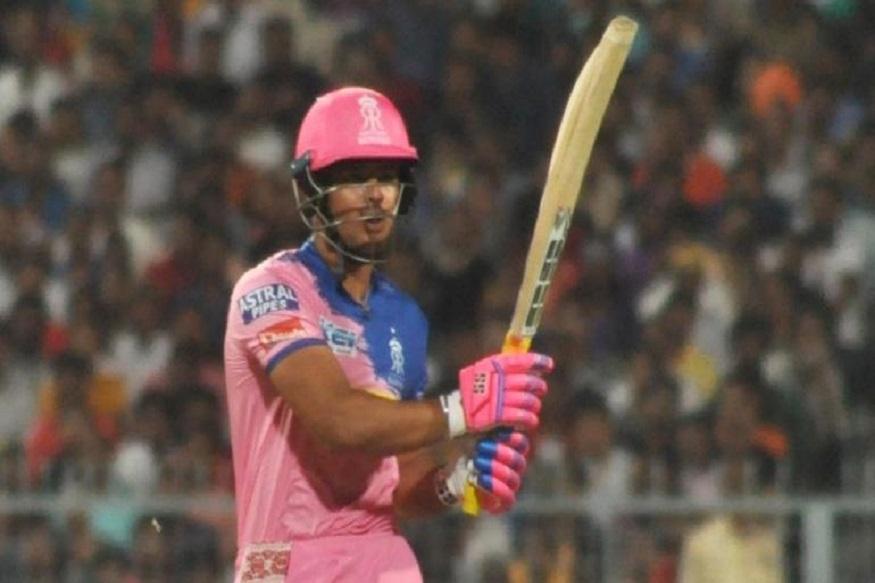 कोलकाता नाइट रायडर्स आणि राजस्थान यांच्या सामन्यात दिनेश कार्तिकच्या नाबाद 97 धावांच्या खेळीनंतरही केकेआरला पराभवाचा सामना करावा लागला. कोलकाताने दिलेल्या 176 धावांचा पाठलाग करताना राजस्थानच्या रियान पराग या 17 वर्षीय खेळाडूने 31 चेंडूत 47 धावा केल्याने विजय मिळवला आला. रियान धोनीचा चाहता असून त्याचा एक फोटोही व्हायरल होत आहे.
