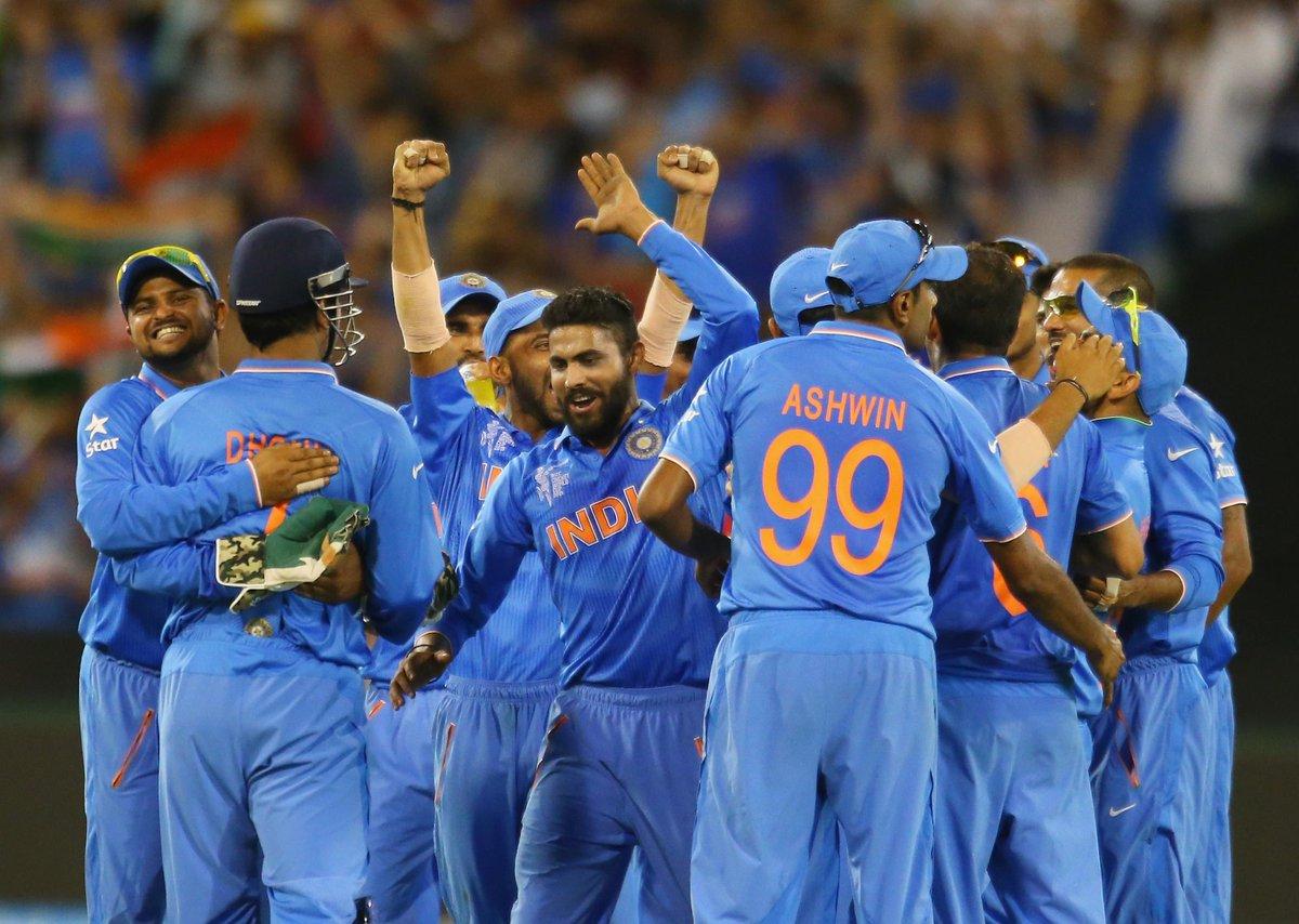 world cup 2019 : वर्ल्डकपसाठी भारतीय संघ जाहीर, ऋषभ पंतला डच्चू