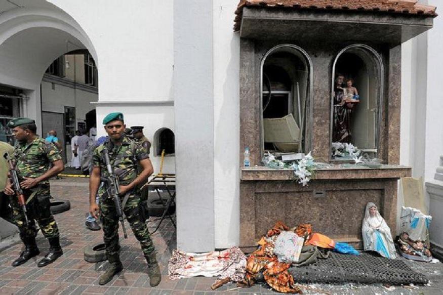 'श्रीलंकेत साखळी बॉम्बस्फोटानं न्यूझीलंडमधील हल्ल्याचा बदला घेतला'