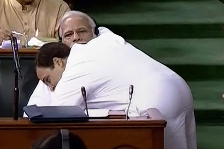 'ज्यांनी त्याच्या वडिलांना चोर म्हणून हिणवलं त्यांना त्याने मिठी मारली' - प्रियांका गांधी