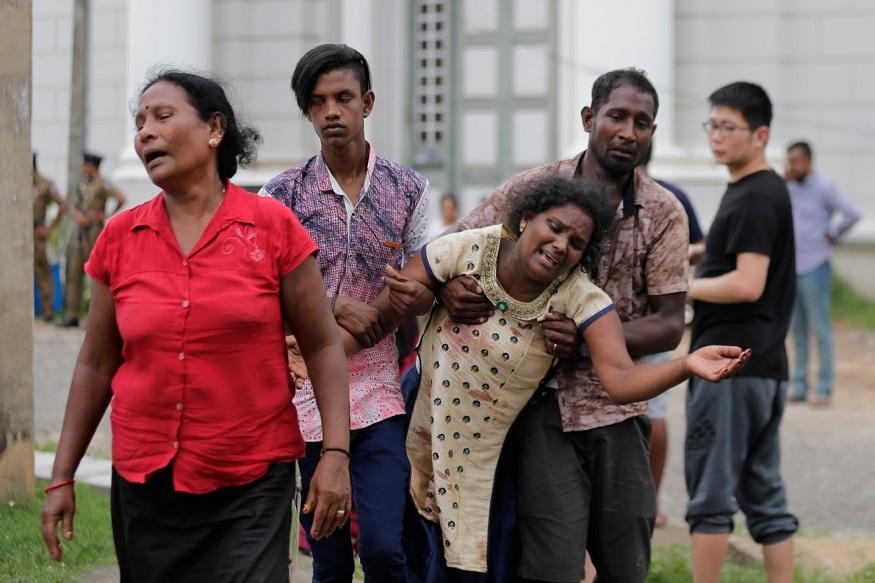 श्रीलंका स्फोटातल्या मृतांची संख्या 207वर, एका भारतीय महिलेचा समावेश