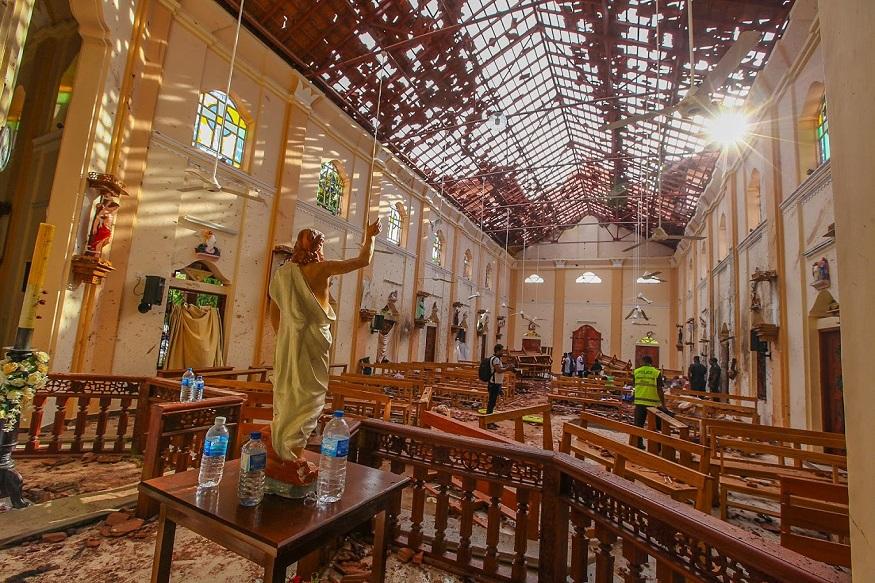 श्रीलंकेतील दहशतवादी हल्ल्याची जबाबदारी ISISने घेतली, पुन्हा घातपाताची शक्यता!