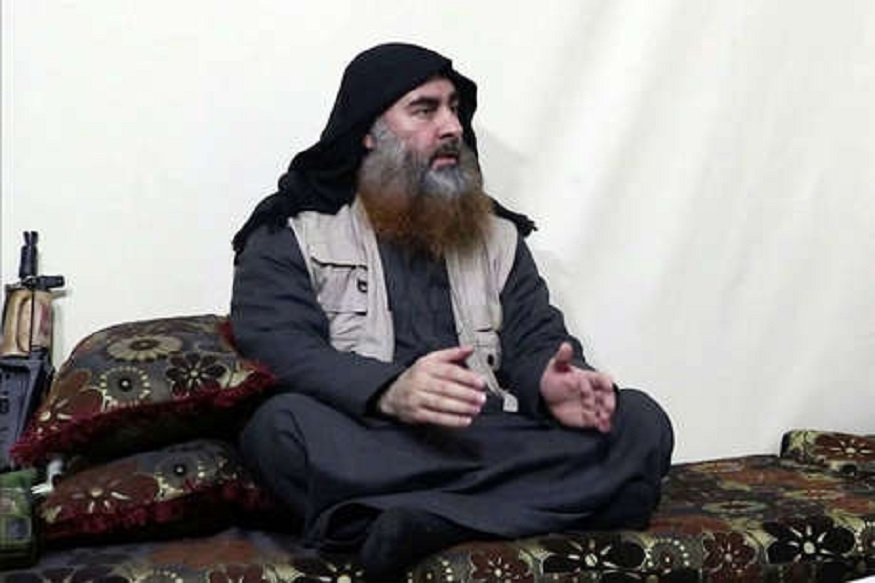 ISIS च्या म्होरक्या बगदादी जिवंत? 5 वर्षांनी समोर आला VIDEO