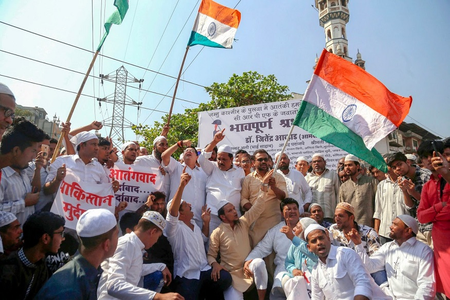 'भारतीय मुस्लिमांना पाकिस्तानच्या नजरेतून पाहू नका'