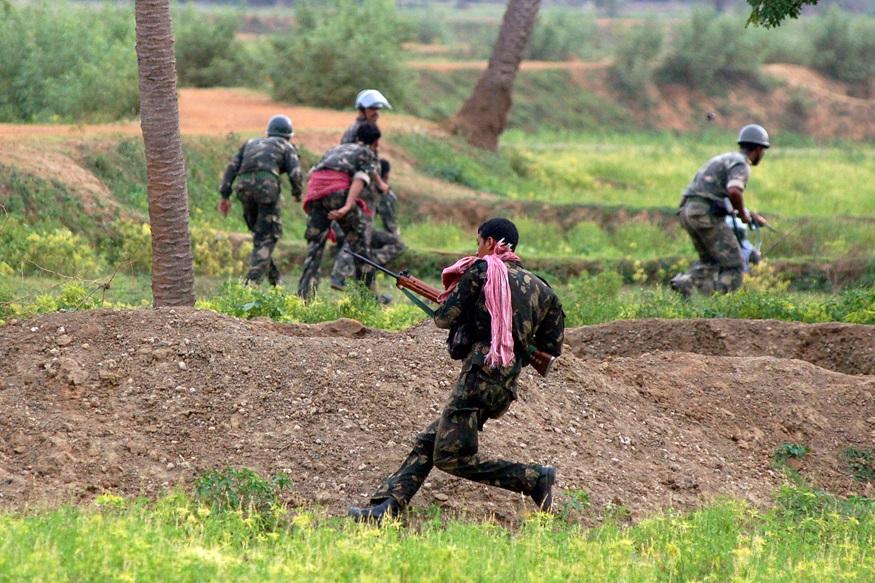 झारखंड : चकमकीत 3 माओवाद्यांचा खात्मा, सीआरपीएफ जवान शहीद